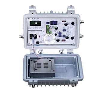 具有光功率显示电路,发光二极管直接显示光接收功率大小,便于用户